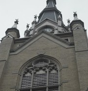 Le Chiese delle Cittá: The Basilica of the Sacred Heart