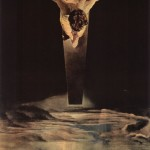 """Christ of St. John of the Cross"" by Salvador Dali"
