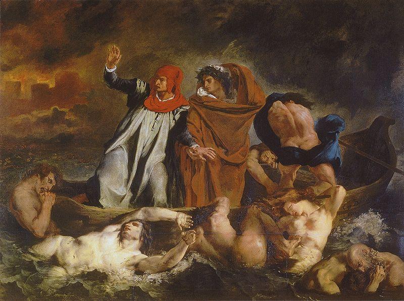 Dante had Virgil; My Brother has…Me?