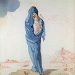 """Day of the Virgin"" by Salvador Dali"