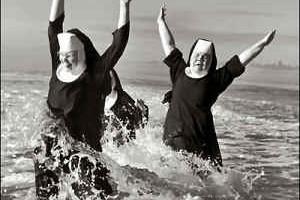 Being nun the wiser
