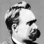 Nietzsche: Killer mustache, killer (literally) philosophy