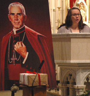 Fulton Sheen, My Son, an Alleged Miracle, and SUPER Exciting News from Rome - See more at: http://www.ignitumtoday.com/2014/03/06/fulton-sheen-son-alleged-miracle-super-exciting-news-rome/#sthash.WUXkxQ0Z.dpuf