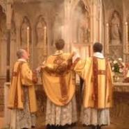 Why I Love the Tridentine Mass