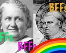 Montessori and Aquinas BFFs