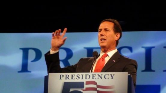 Santorum v. Obama, a metaphysical war of Good versus Evil