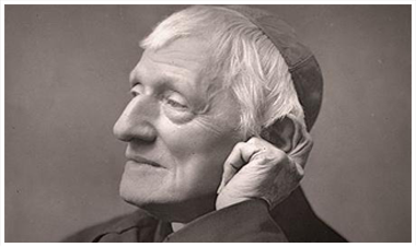 Click to learn more about Cardinal John Henry Newman, the man Newman Centers are named for.