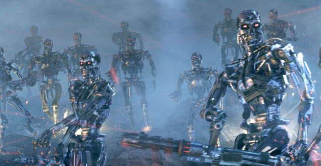 Robot Armies