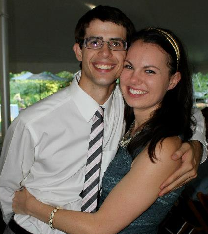 will and julie august 2012