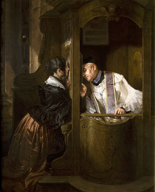 On Condoms and Confession