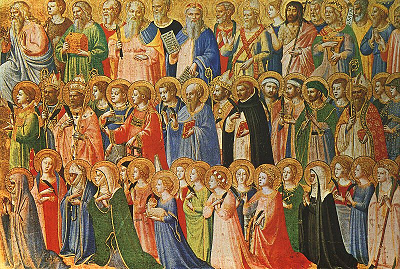 Charity for the Holy Souls in Purgatory