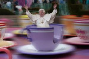 Theology on the Teacups
