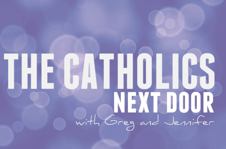 New Catholic Podcast Announced for the New Evangelization
