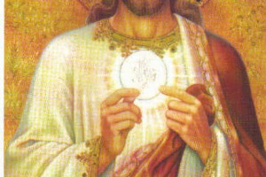 Series on the Sacraments Part 3 – Holy Eucharist