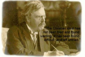 Canonizing Chesterton, Heroic Virtue, and Ordinary Life