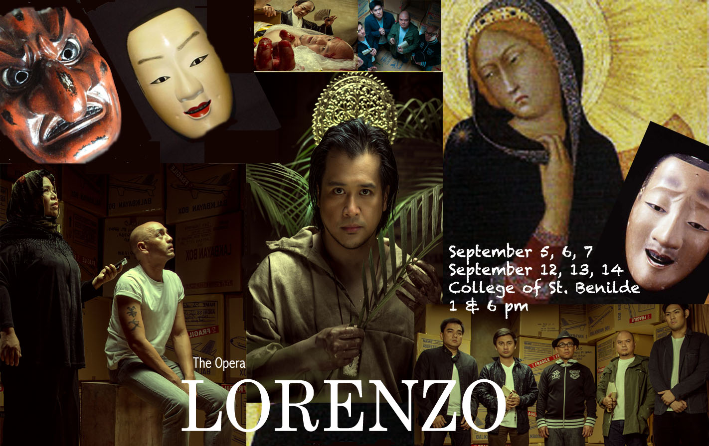 Lorenzo poster
