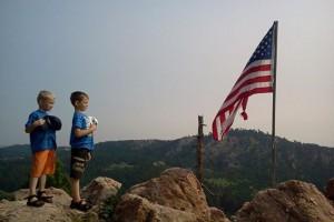 Raising Patriots