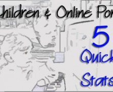 Children and Online Porn: Five Quick Stats