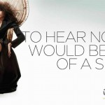 Yes, this is a hearing aid advertisement...