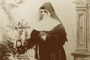 Adele Brise and the Sign of the Cross
