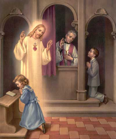 Series on the Sacraments Part 4 – Penance