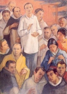 St. Lawrence Ruiz, First Filipino Saint, and Companion Martyrs