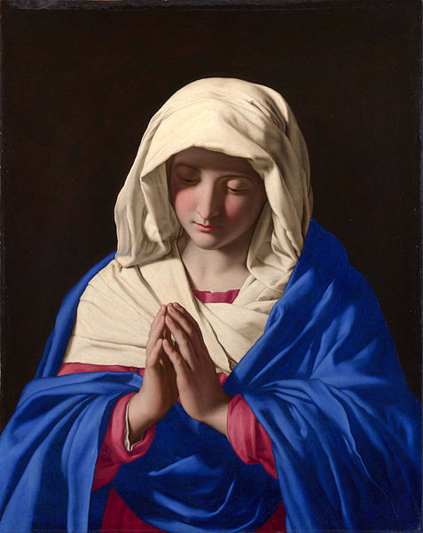 Mary: Model of the Theological Virtues