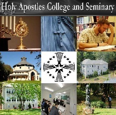 Holy Apostles College and Seminary Sidebar