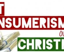 Three Ways to Cut Consumerism Out of Christmas