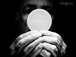 Getting the Eucharist