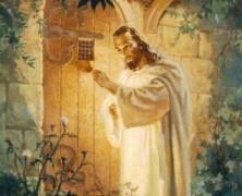 Open the Door…