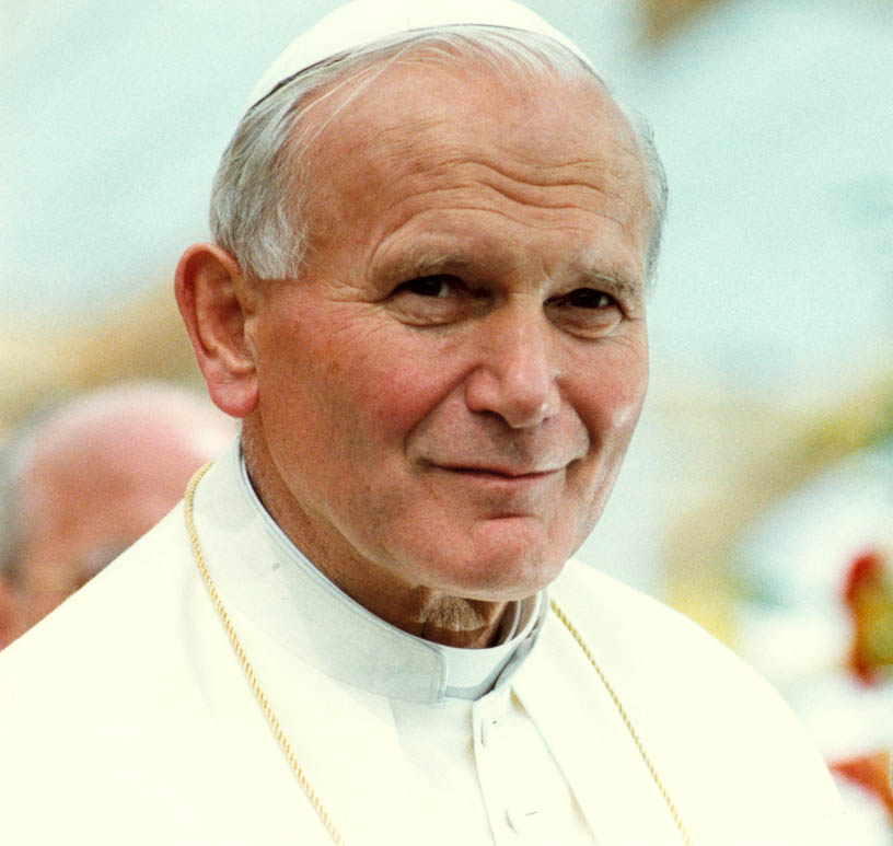 Book Review: <i>Go in Peace</i> by Pope John Paul II