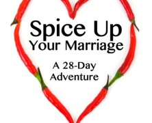 """""""Spice Up Your Marriage"""": A [Man's] Review"""