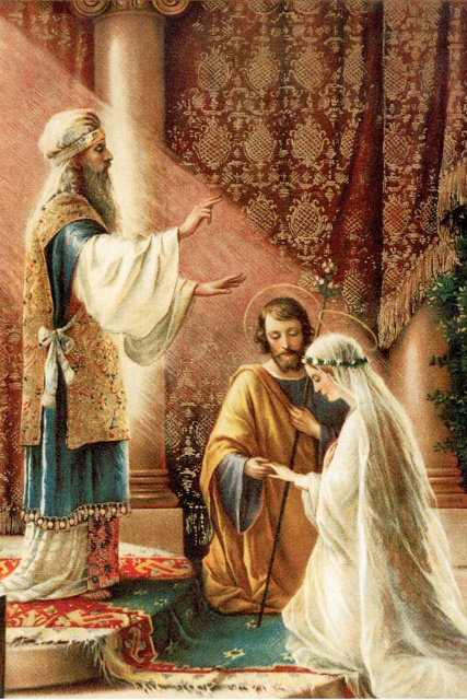 The Sanctifying Cross of Marriage