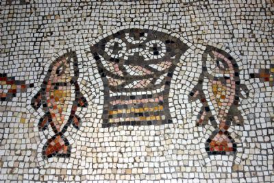 Jesus and Motherhood: Feeding the Masses