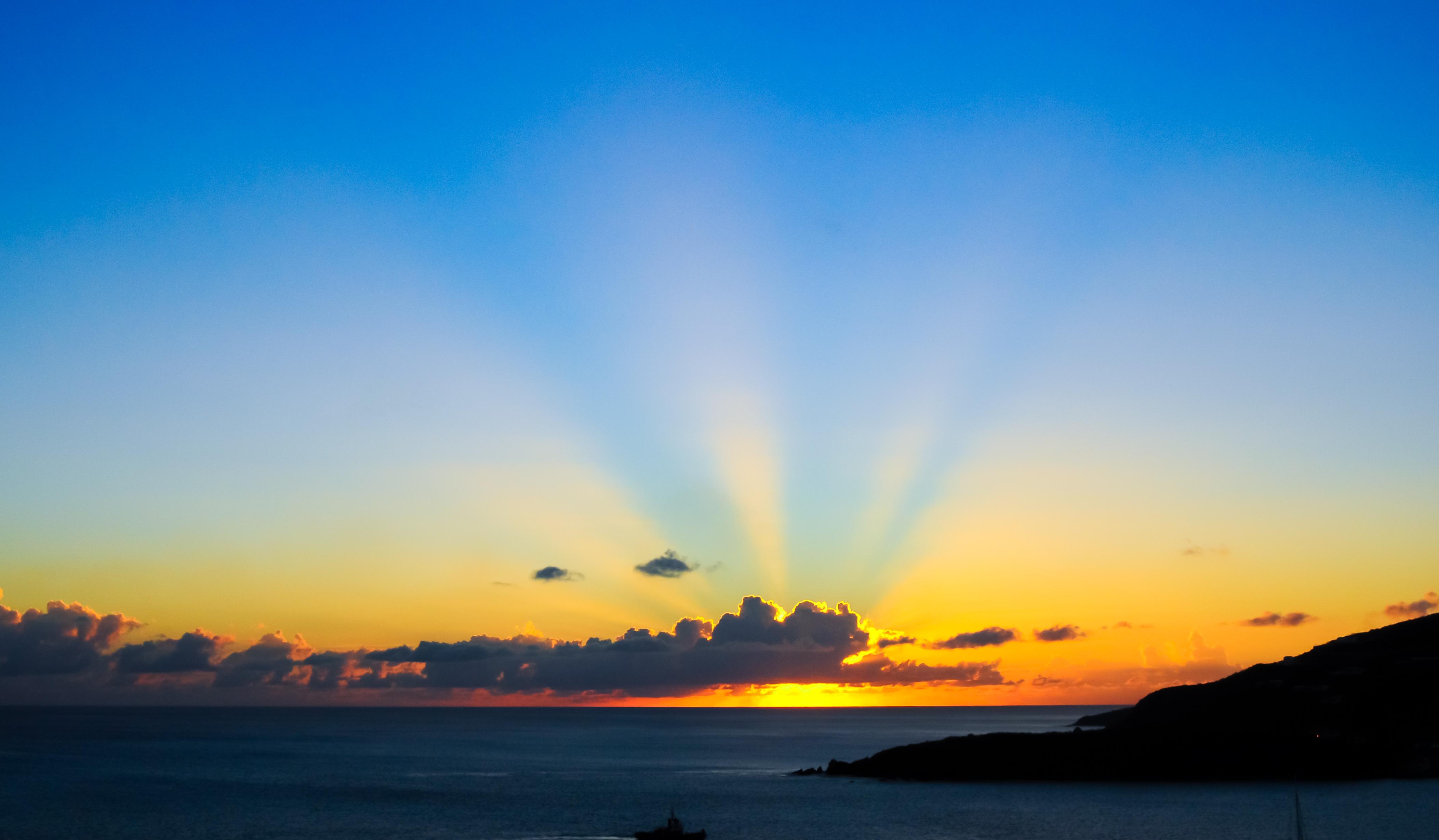 The Dawn of Sainthood