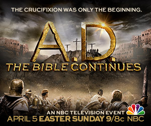 Review: A.D. The Bible Continues Companion Books