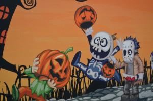 halloween comic characters