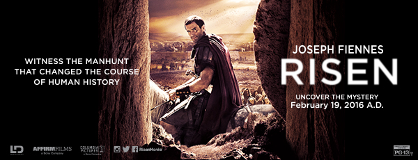 Risen Movie Review: A Jerusalem X-File