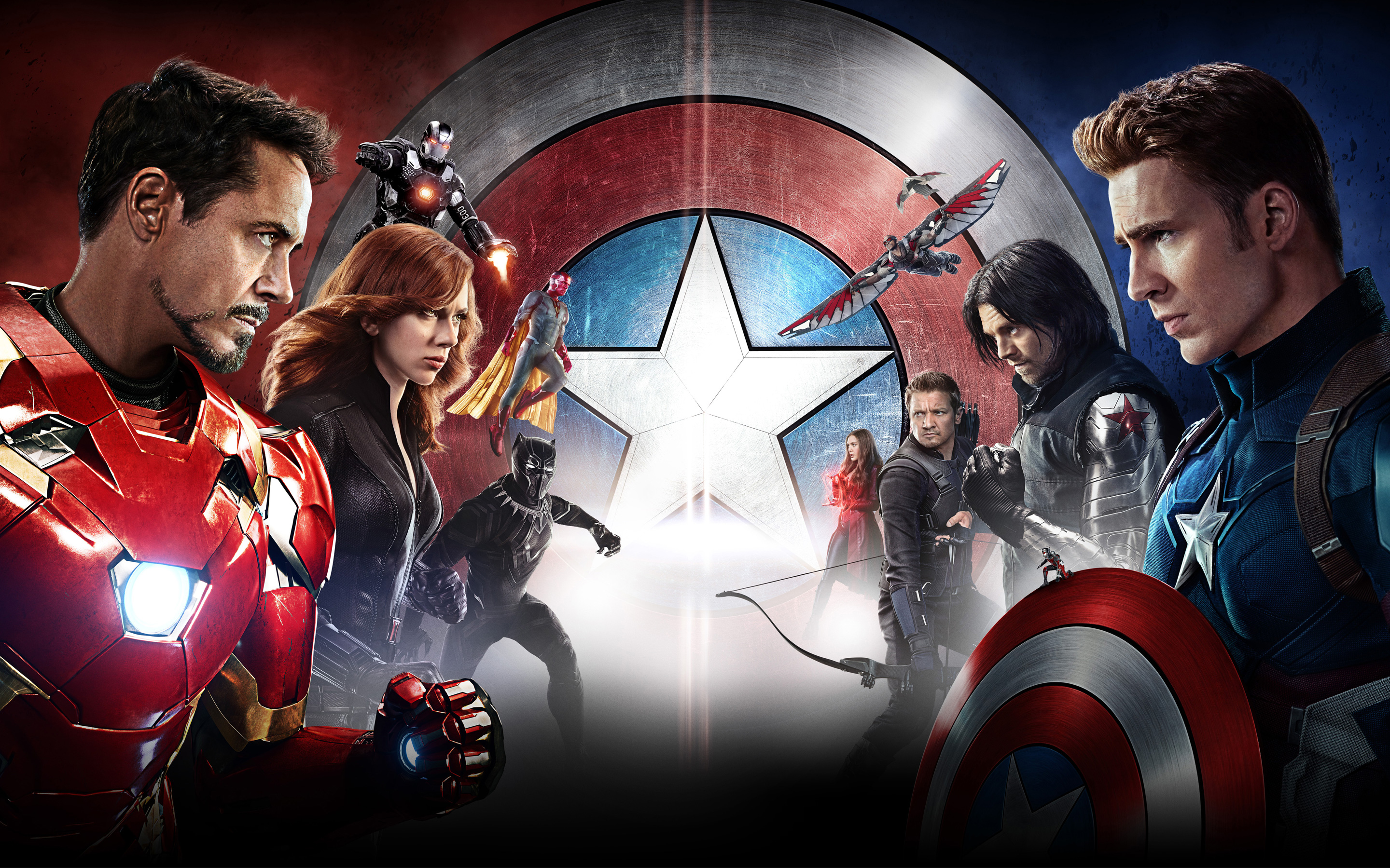 Thoughts on Captain America: Civil War