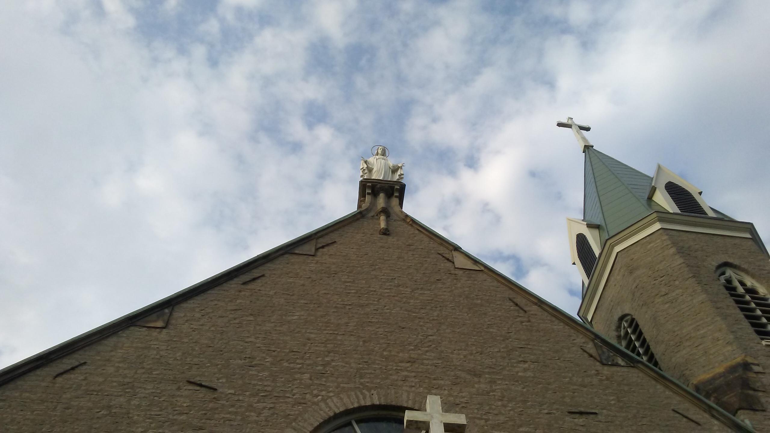 Pilgrimage to Holy Cross-Immaculata Parish in Cincinnati