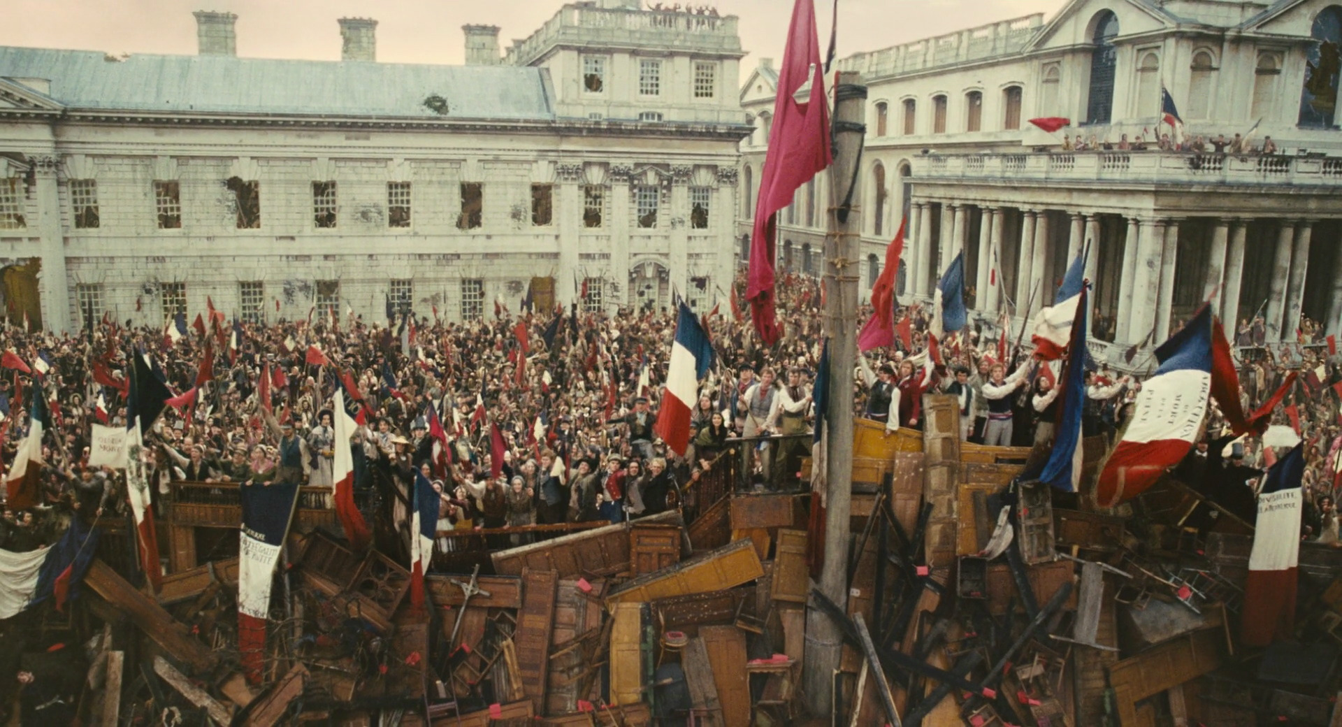 Les Misérables and the Church Militant