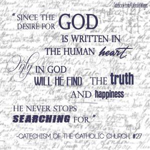 desire for God