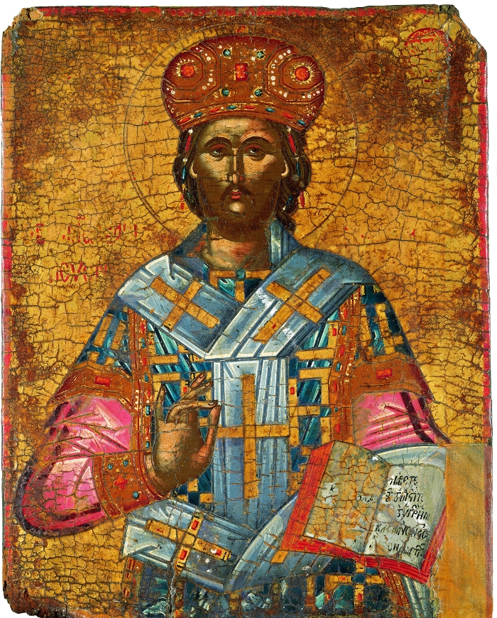 Christ, King of Kings (Greece, c. 1600)