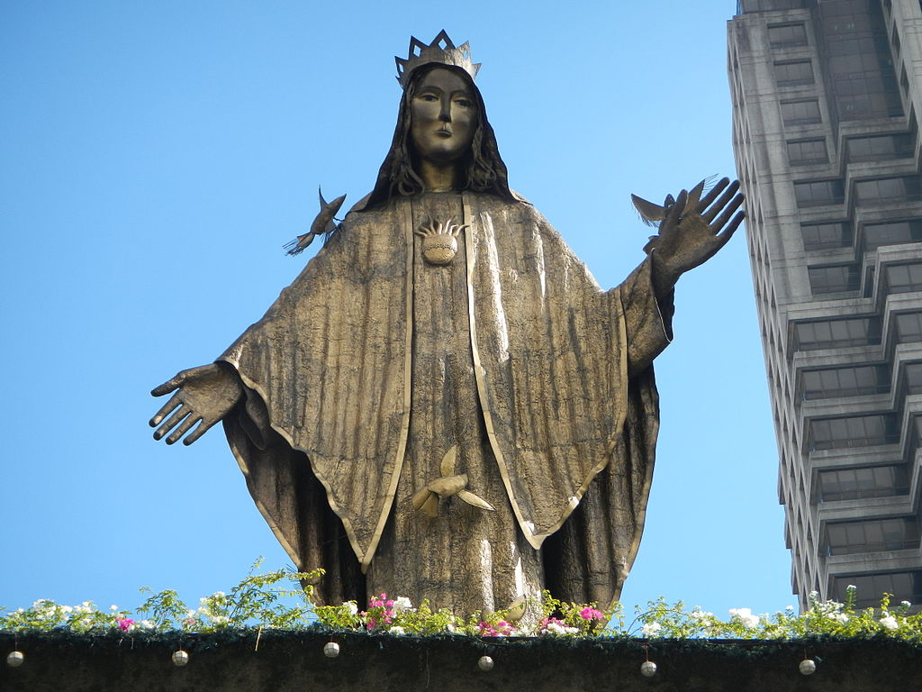 Marian Battle Plan for World Peace: Consecration and Salvation