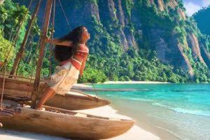 Moana: the Ocean & the Holy Spirit