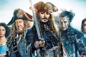 "Fatherhood and Redemption in ""Pirates of the Caribbean 5"""
