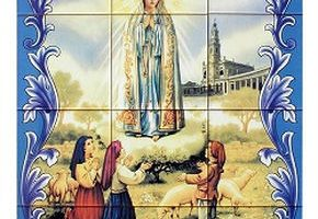 Walking on My Knees with Mother Mary