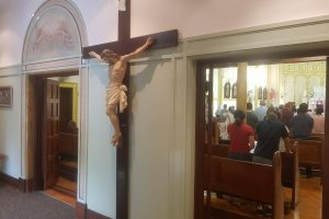 Villa Maria Chapel Upgrade Creates Controversy