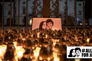 #AllforJan: Slovakia mourns a young Catholic journalist